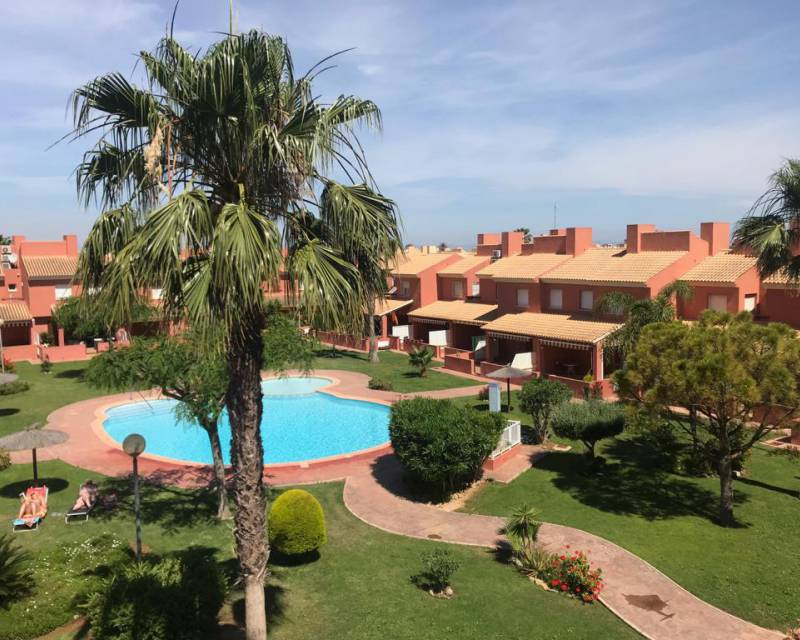 Apartment - Resale - La Manga del Mar Menor - MAR DE CRISTAL