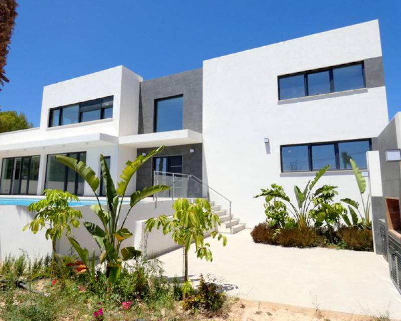 Detached Villa - New build - Calpe - Calpe