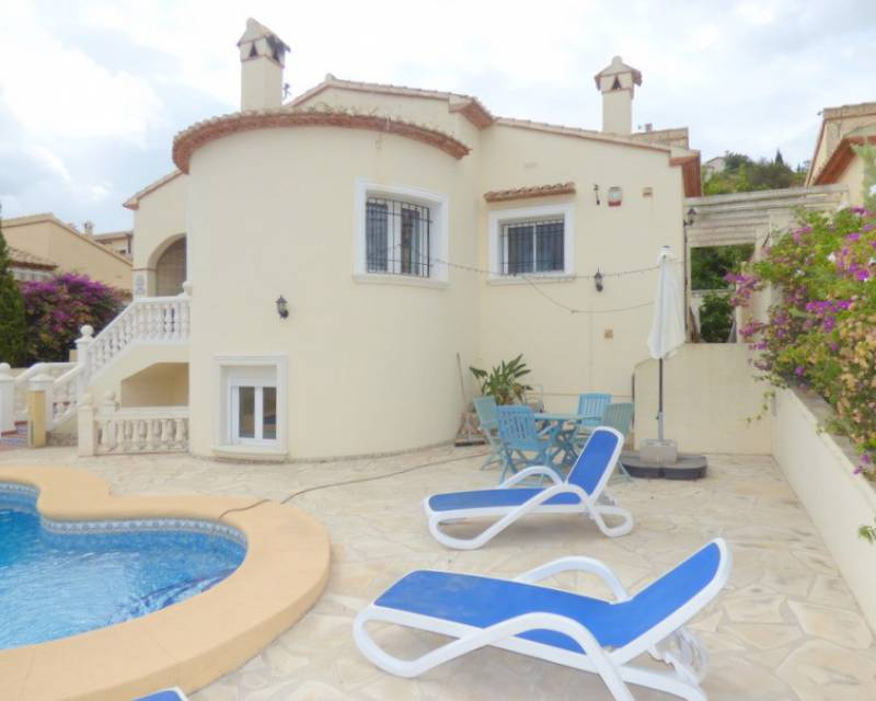 Detached Villa - Resale - Rafol d'Almunia - Rafol d'Almunia