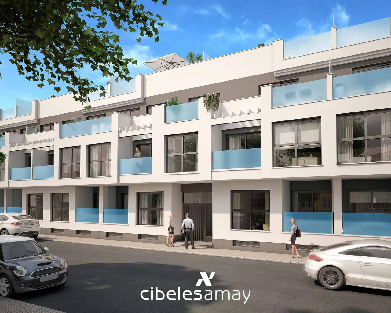 New build - Apartment - Torrevieja - Torrevieja Town Centre