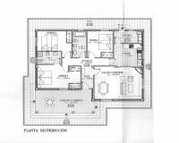 New build - Detached Villa - Monovar