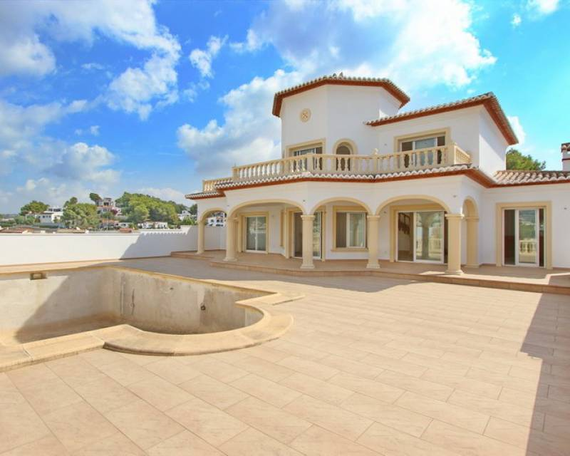 Detached Villa - New build - Moraira - Moraira