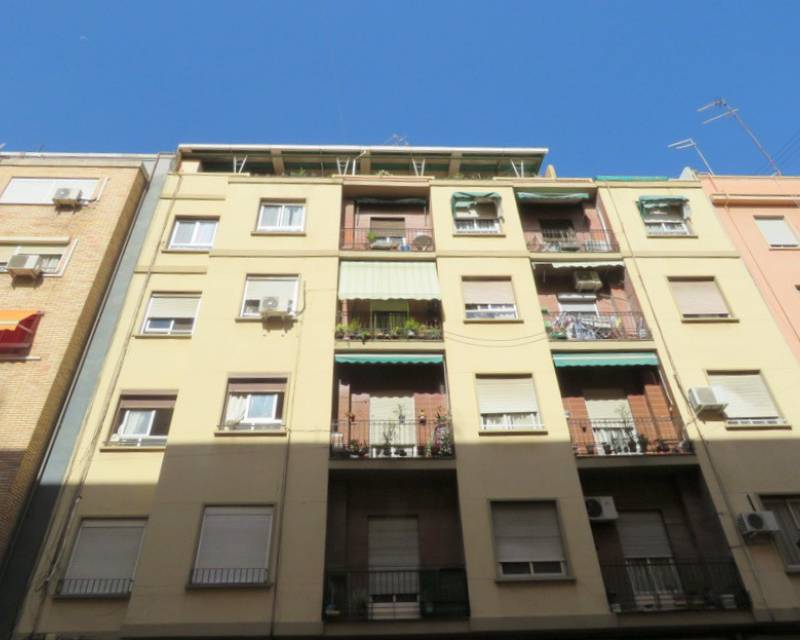 Apartment - Resale - Olivereta - Olivereta