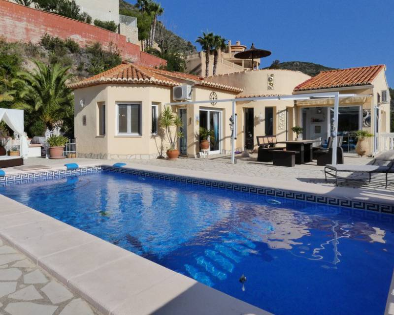 Detached Villa - Resale - Pego - Pego