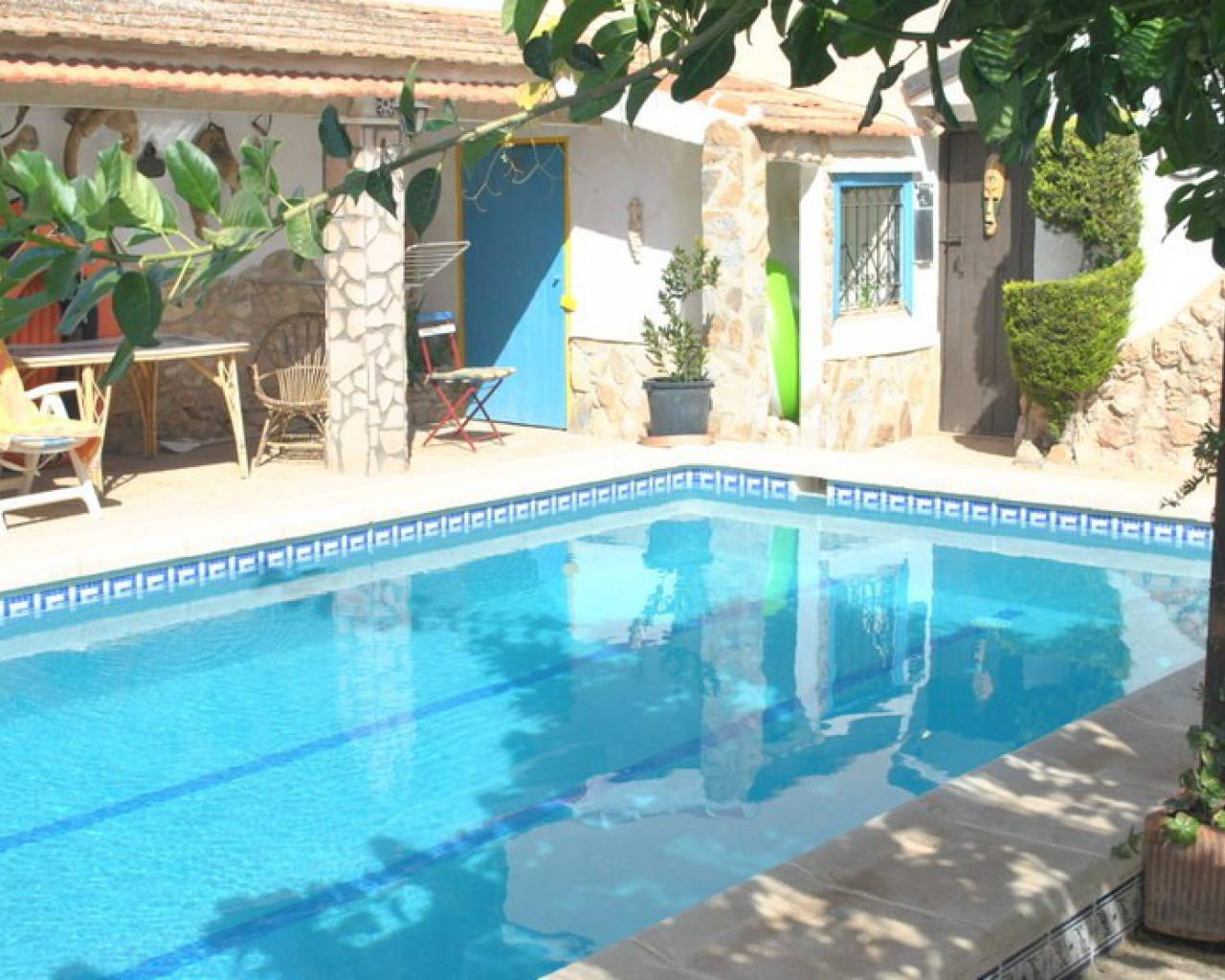 Resale - Detached Villa - Balsicas