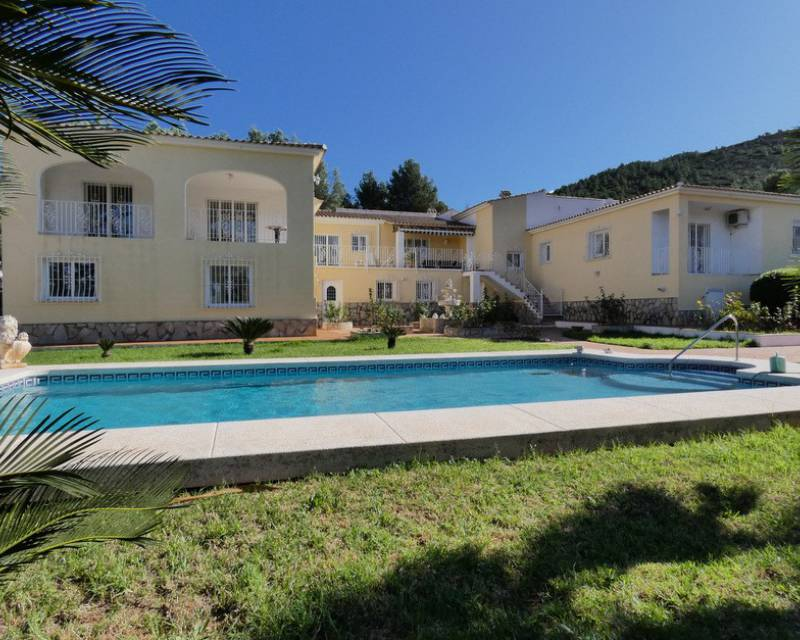 Detached Villa - Resale - Lliber - Lliber