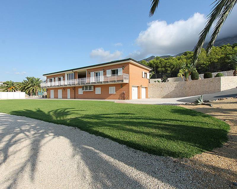 Detached Villa - Resale - Altea - Altea