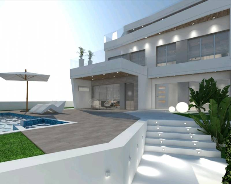 Detached Villa - New build - Campoamor - Dehesa de Campoamor