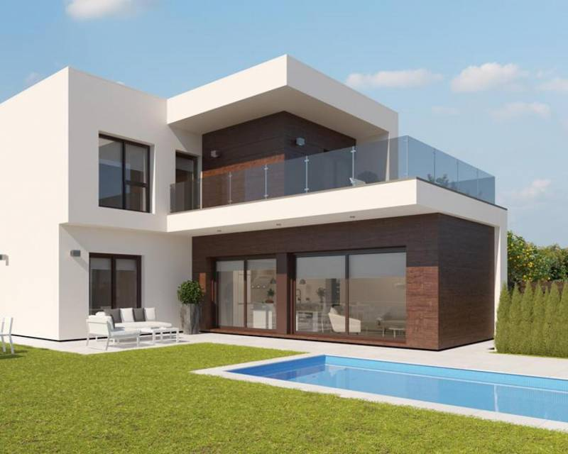 Detached Villa - New build - San Javier - Golf