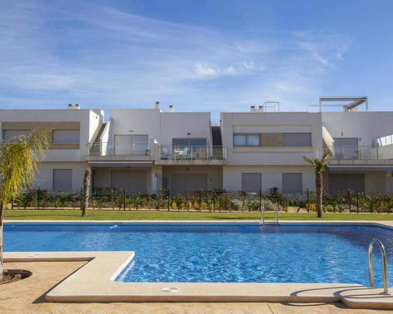 Bungalow - New build - Los Montesinos - Vistabella