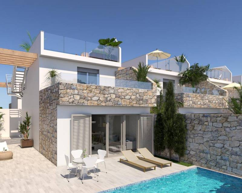 Detached Villa - New build - Los Alcazares - Los Alcazares