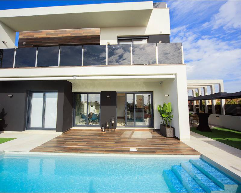Detached Villa - New build - Cabo Roig - Lomas de Cabo Roig