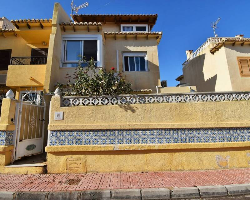 Townhouse  - Resale - Orihuela Costa - Los Balcones