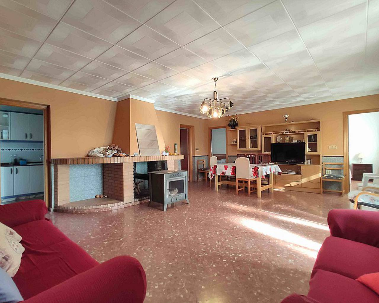 Resale - Detached Villa - Vilamarxant