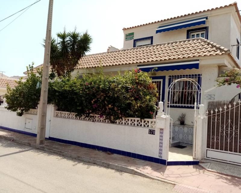 Semi Detached Villa - Resale - Los Alcazares - Los Oasis
