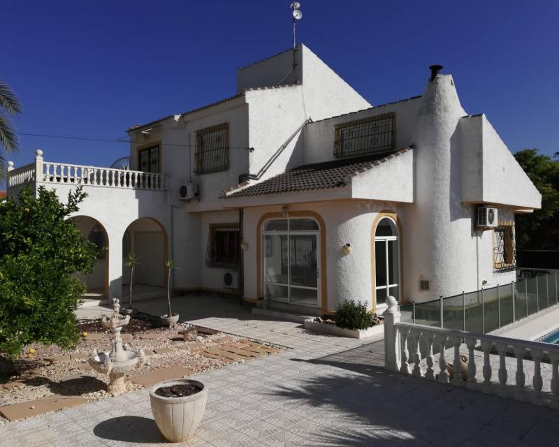Semi Detached Villa - Resale - Los Alcazares - Oasis