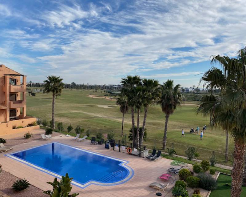Apartment - Resale - Los Alcazares - Serena Golf