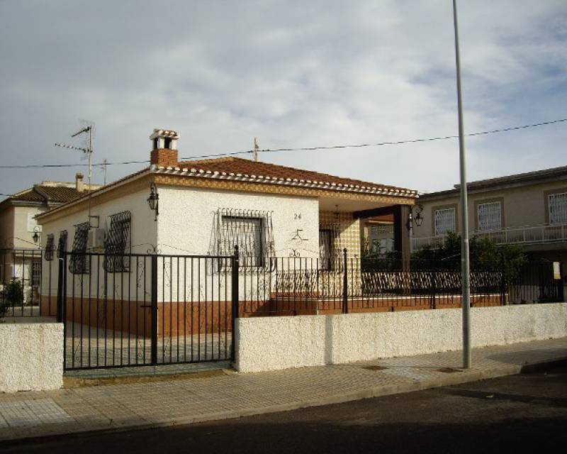 Detached Villa - Resale - Los Alcazares - Beach