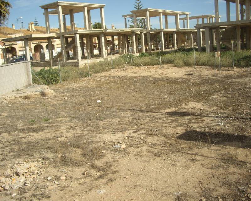 Plot of Land - Resale - Cartagena - Pozo Estrecho