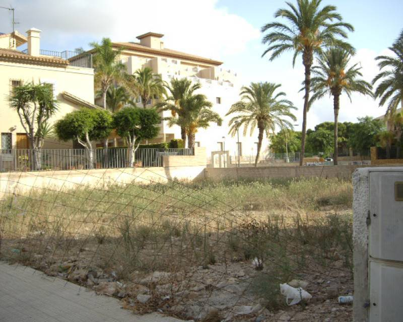 Plot of Land - Resale - Los Alcazares - Beach
