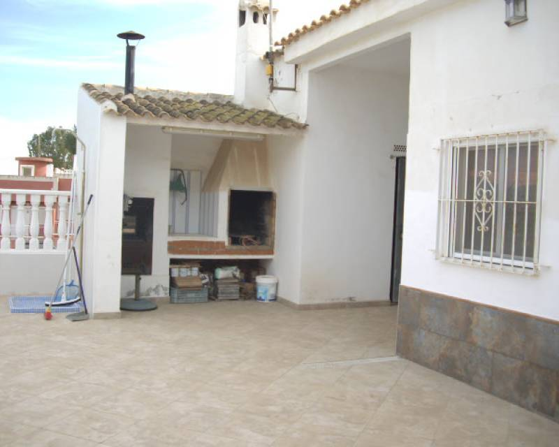 Detached Villa - Resale - El Carmoli - Punta Brava