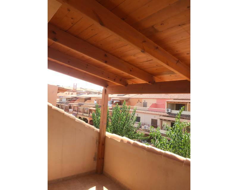 Townhouse  - Resale - Los Alcazares - Square