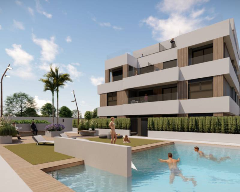 Apartment - New build - San Javier - San Javier Murcia