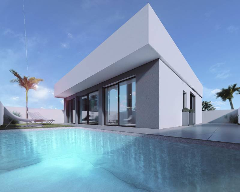 Detached Villa - New build - San Pedro del Pinatar - San Pedro del Pinatar
