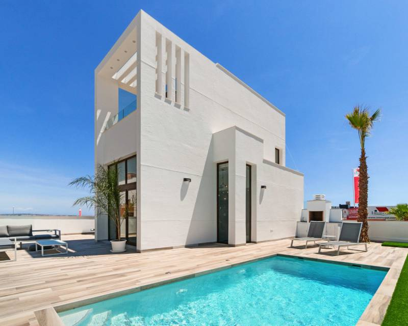 Detached Villa - New build - Torrevieja - La Mata