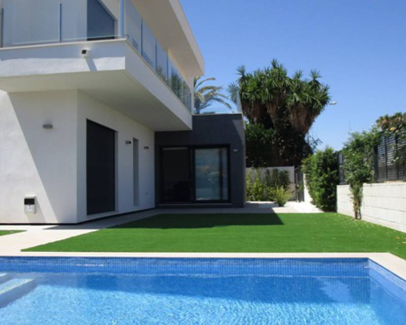Enebolig Villa - Nybygg - Santiago de la Ribera - NEW VILLAS NEAR THE BEACH