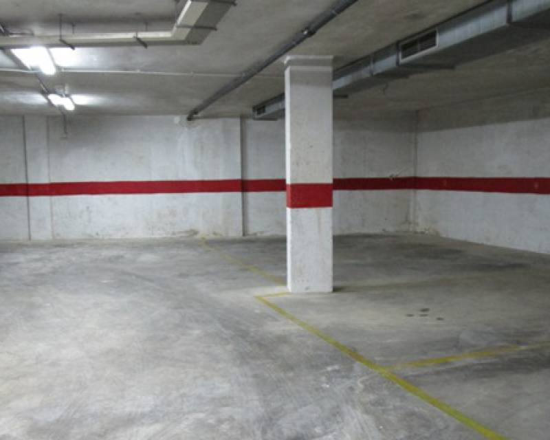 Garage - Long Term Rentals - Los Alcazares - MERCADONAS SQUARE