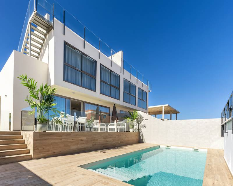 Detached Villa - New build - Los Belones - Los Belones