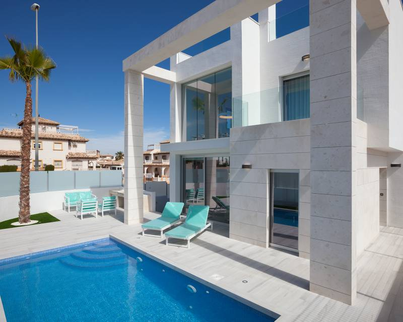 Detached Villa - New build - Orihuela Costa - Cabo Roig