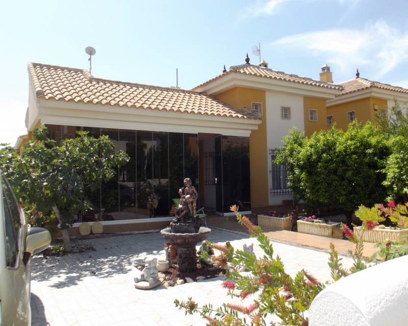 Detached Villa - Resale - Los Montesinos - Montesol Villas