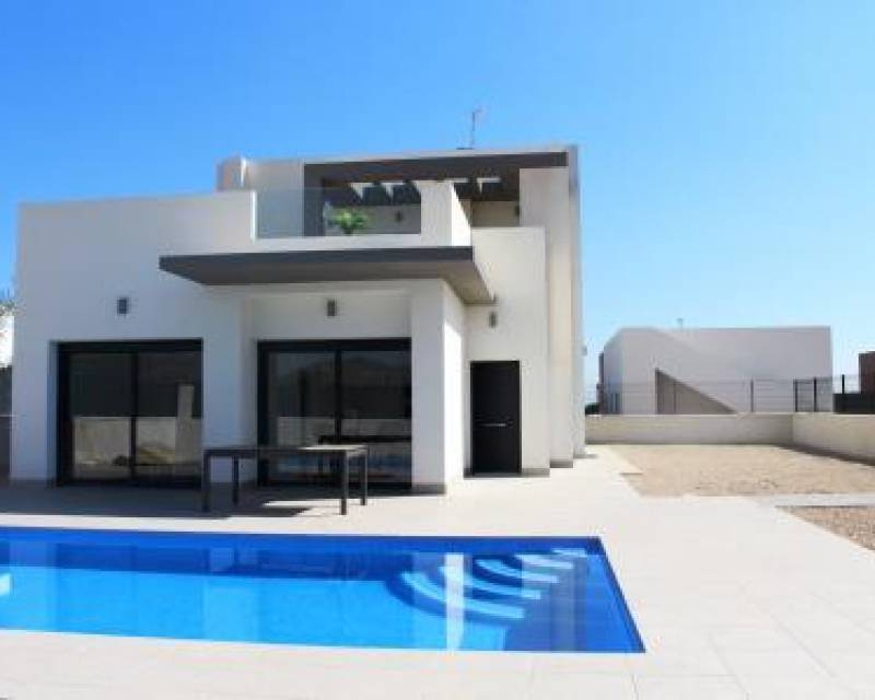 Detached Villa - New build - Aspe - Aspe