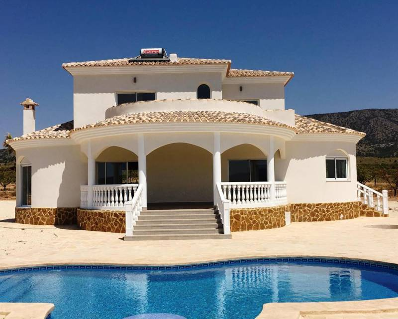 Country Property - New build - Pinoso - Pinoso - Country