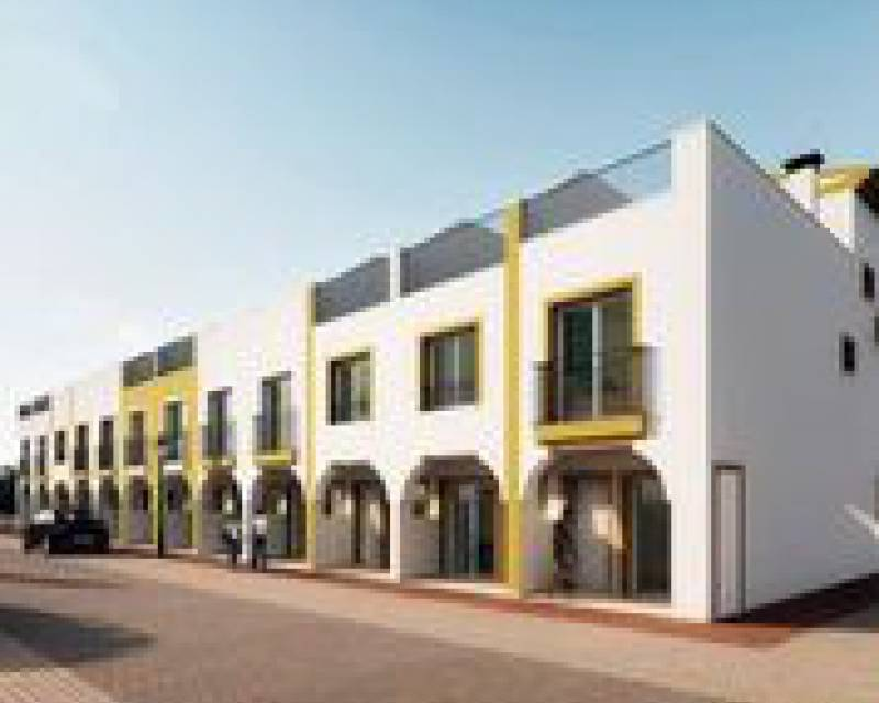 Townhouse  - New build - Torre Pacheco - Mar Menor