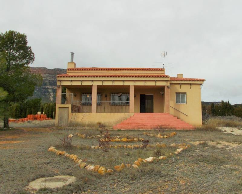 Detached Villa - Resale - Almansa - Almansa