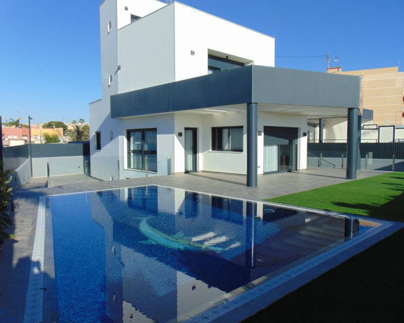 Detached Villa - New build - Torrevieja - Torrevieja Town Centre