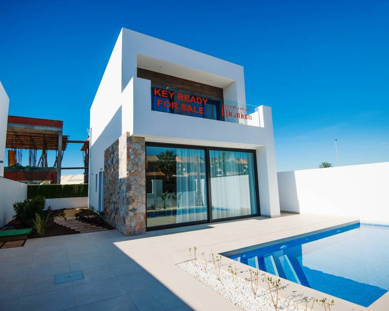 Detached Villa - New build - Pilar de la Horadada - Pilar de la Horadada