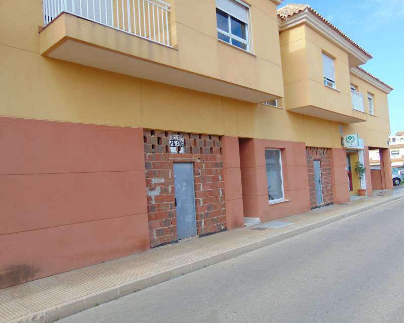 Local comercial - Reventa - Cartagena - El Algar