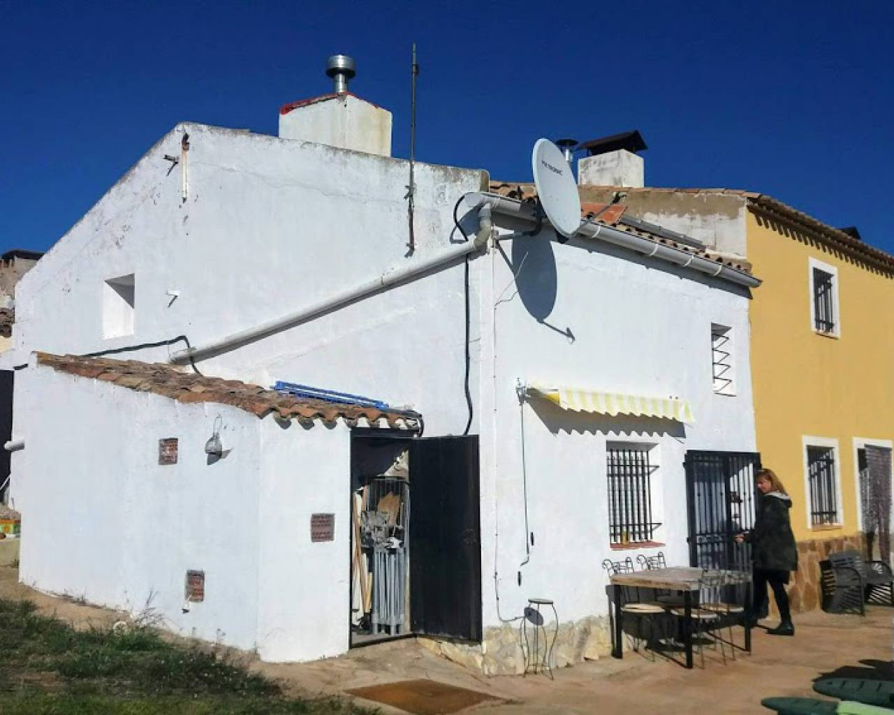 Resale - Semi Detached Villa - Ayora - Ayora Valencia