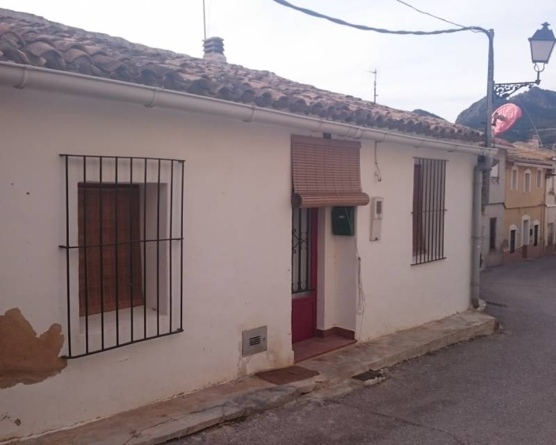 Detached Villa - Resale - Ricote - Calle de Las Cañadas 31