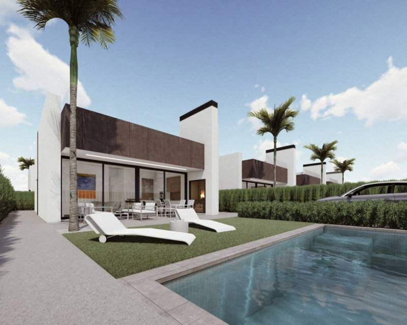 Detached Villa - New build - Sucina - Sucina