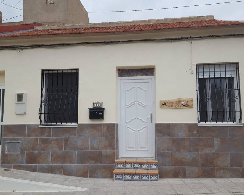 Cave House for sale - Reventa - Rojales - Rojales