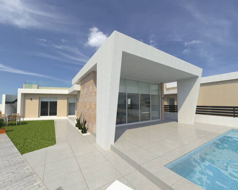 Detached Villa - New build - Torrevieja - La Siesta